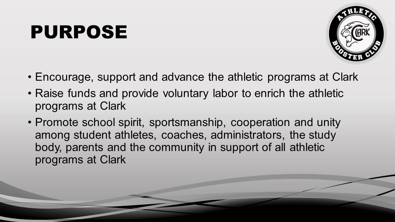 Purpose Slide